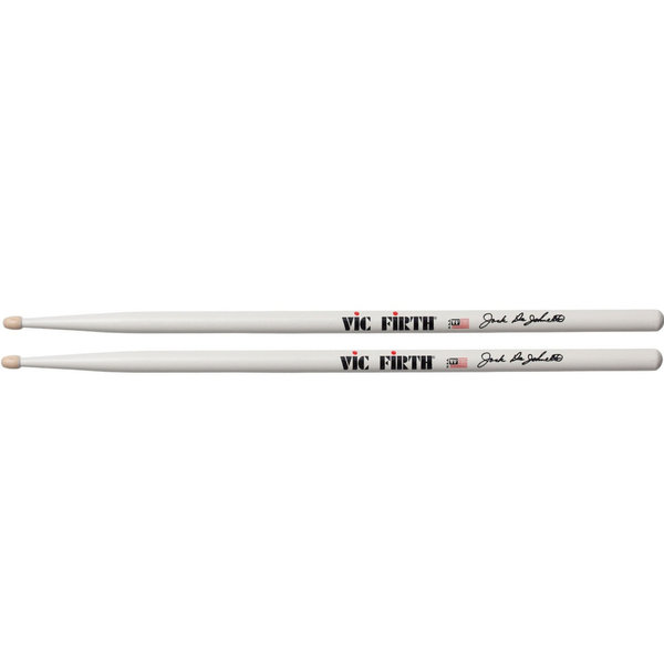 Vic Firth SJD Jack De Johnette Hickory Signature Drumsticks