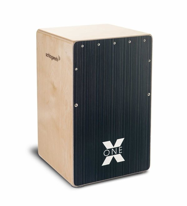 Schlagwerk CP160 Cajon X-One Hard Coal Stripes