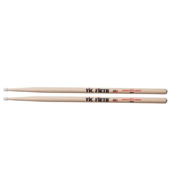 Vic Firth 5AN American Classic Nylon USA Hickory Drumsticks Staffelpreise