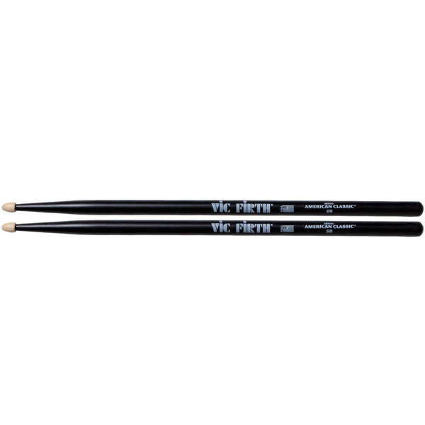 Vic Firth 5B American Classic Black Drumsticks VF5BB  Staffelpreise