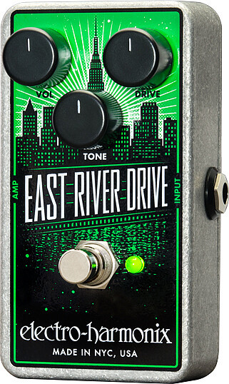 EHX East River Drive Overdrive Electro Harmonix