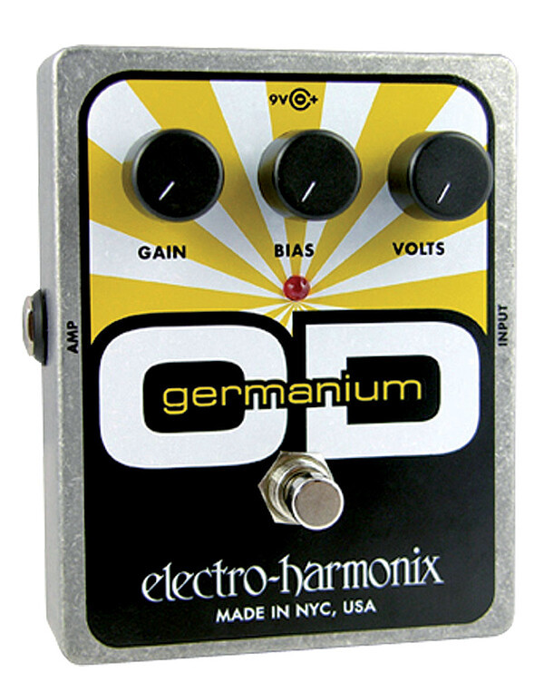 EHX Germanium OD Distortion / Overdrive Electro Harmonix