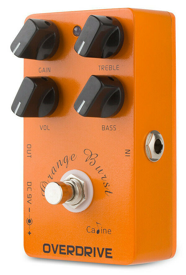 Caline CP-18 Overdrive Pedal