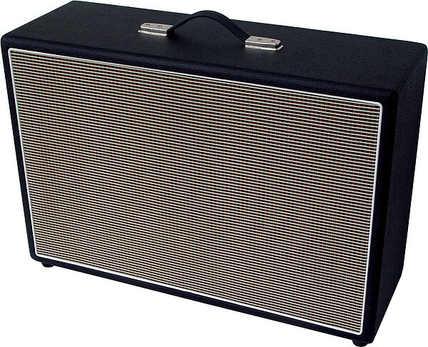 "Career G212 Guitar Cabinet 2x12"" Eminence 200W Box"