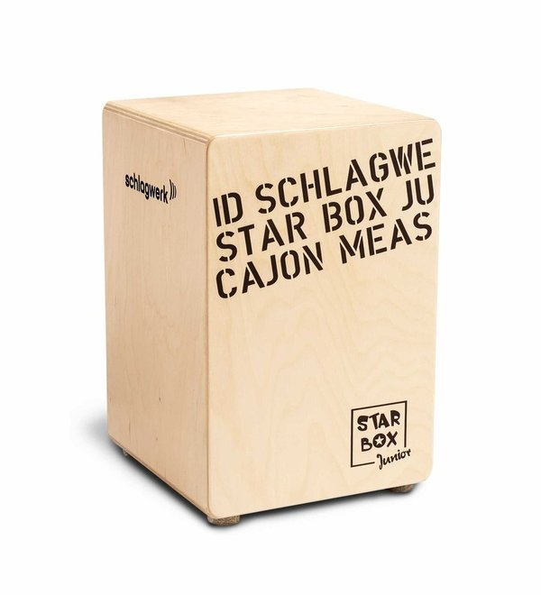 Schlagwerk Star Box CP400SB Junior Cajon Kids Cajon