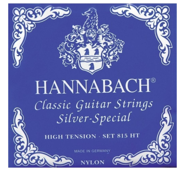 Hannabach 800 HT Classic Konzertgitarre High Tension Saitensatz